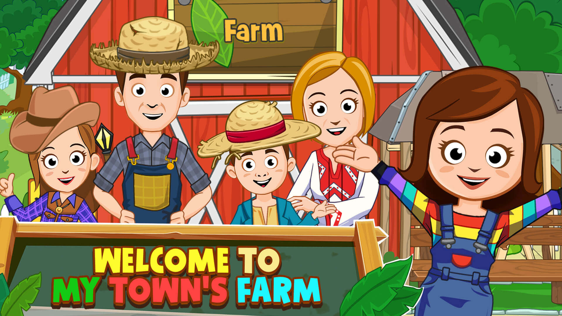 How to Chat with People in Farm Town