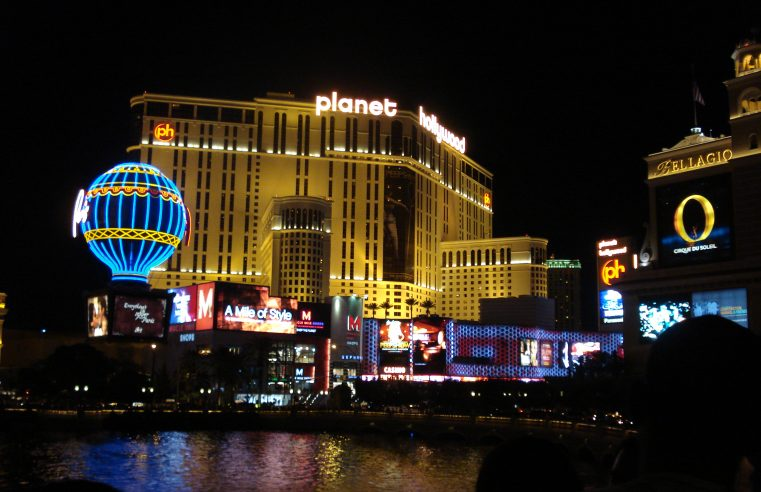 Review of Planet Hollywood Resort & Casino in Las Vegas, Nevada