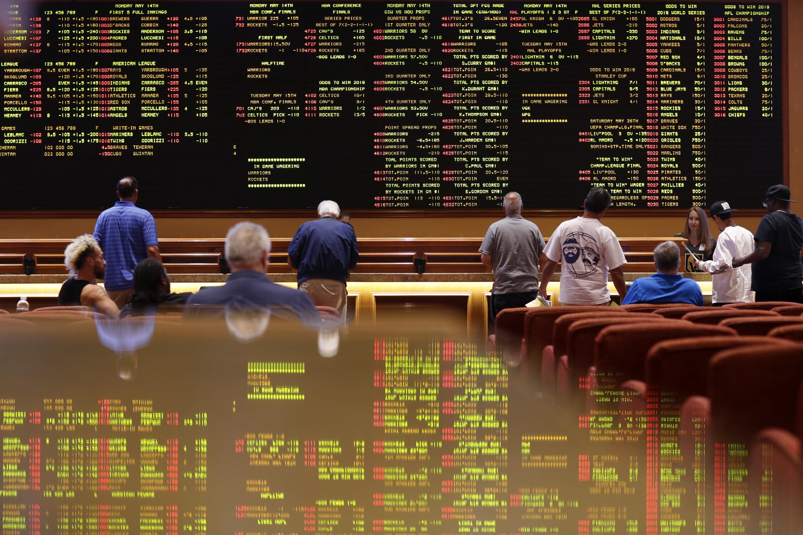Sports Gambling is Easy Money Making technique