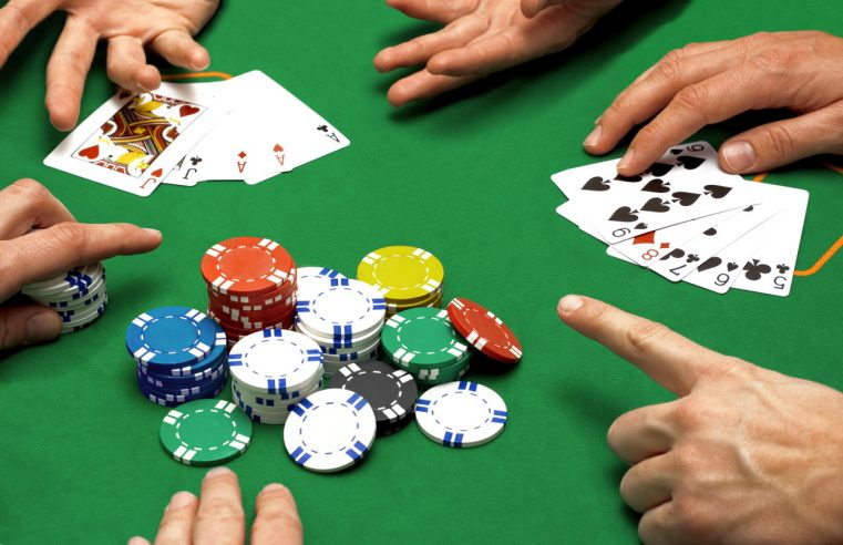 Here you will learn all the strategies for playing casino poker!