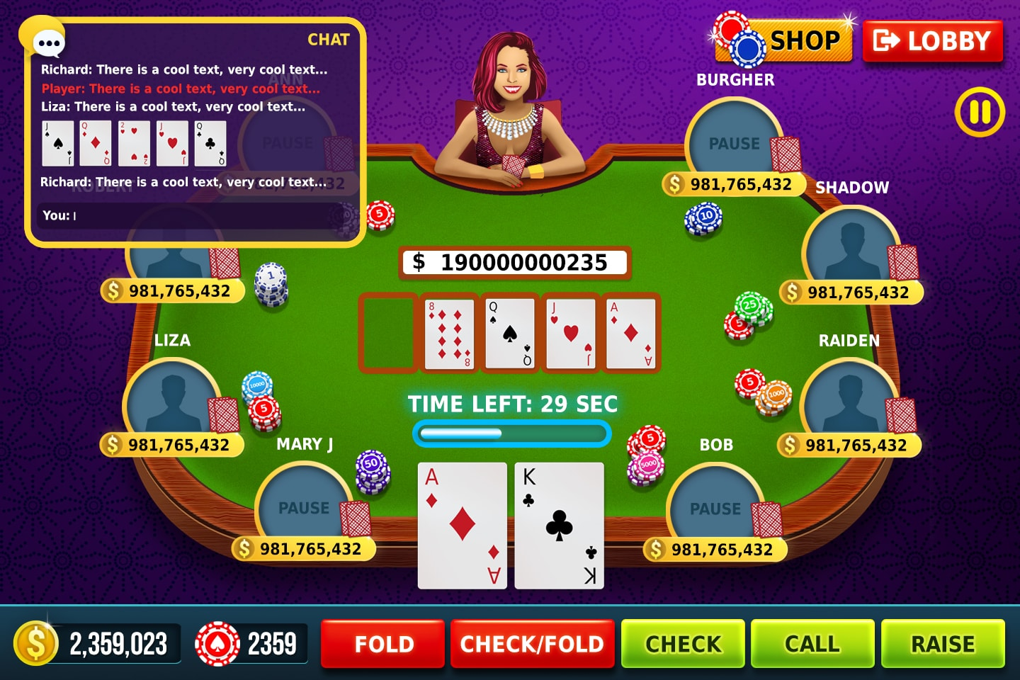 Blackjack Tips Thought From the Casino Training Professional