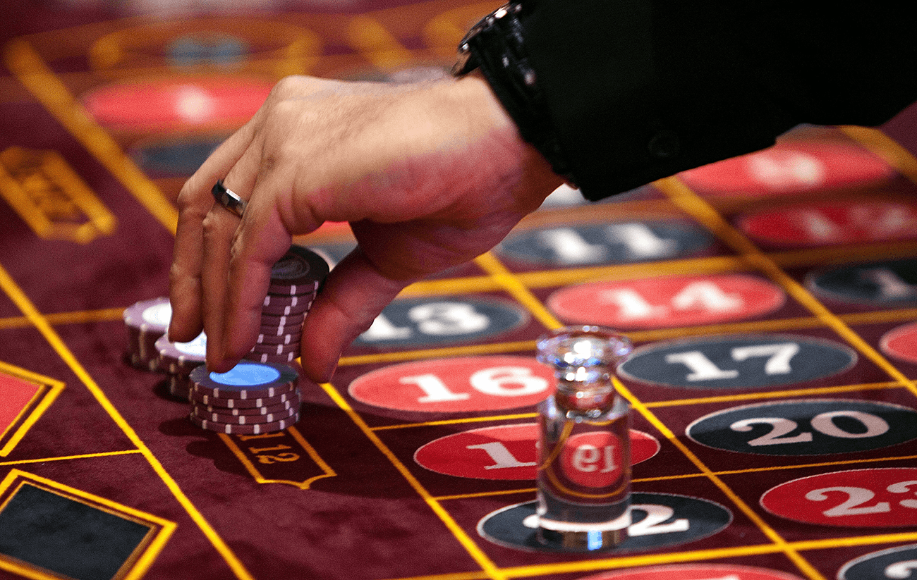 Bets In Roulette Rule