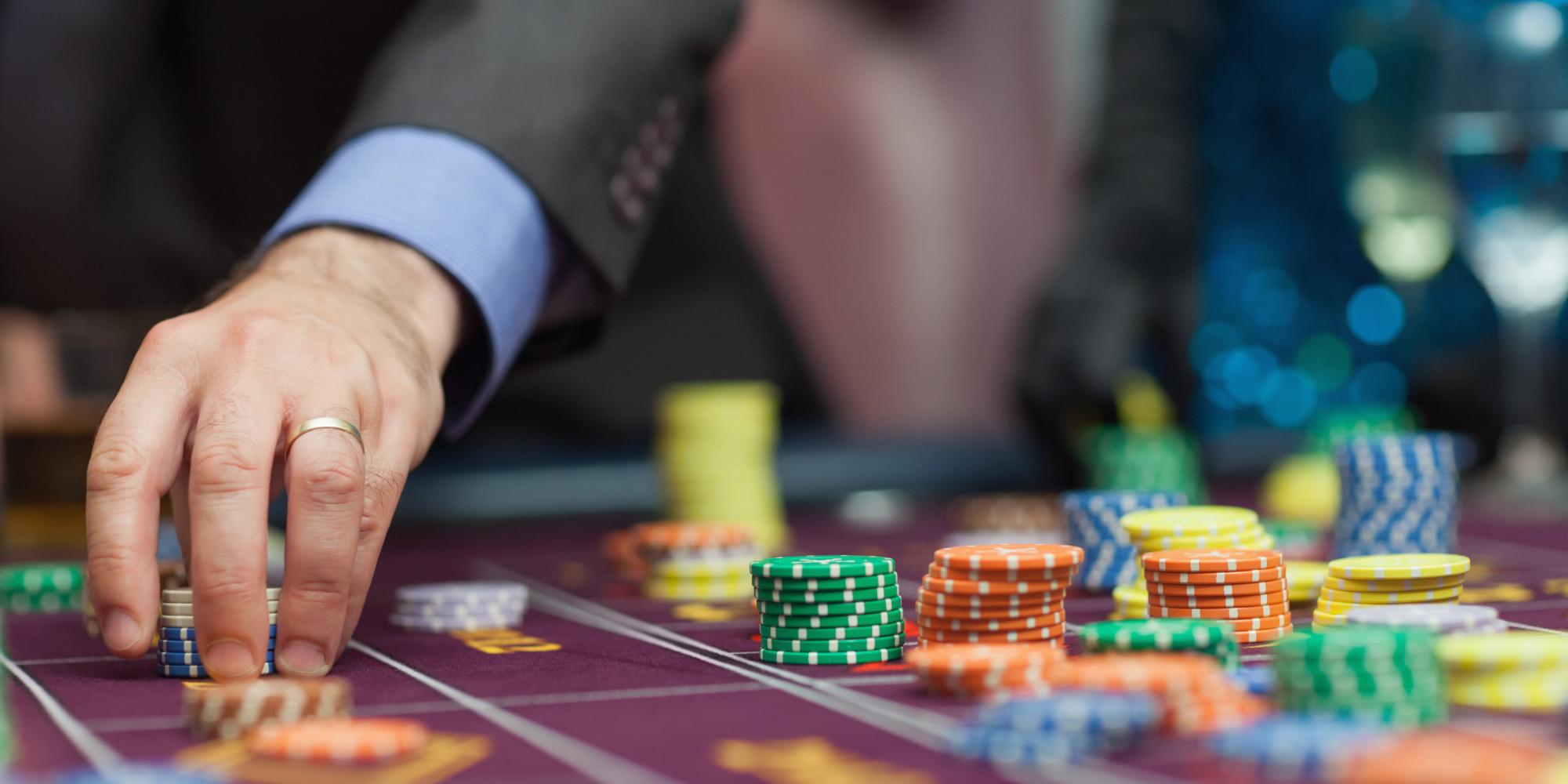 Not Just Gambling Art