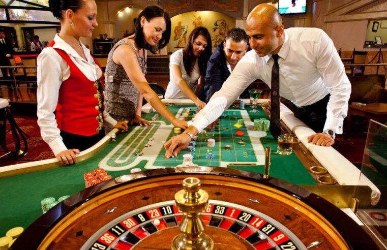 Online Casino Gambling Most Popular Games